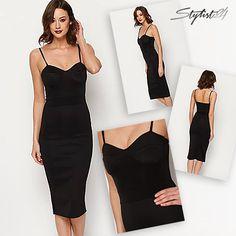 NIGHT OUT LOOK <3 Verdrehte Köpfe sind mit diesem heissen Bustier-Kleid garantiert! Jetzt für nur 9,95 € bei www.stylist24.de