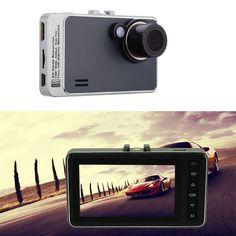 Mini Portable 2.7inch HD 1080P #CarDVRCamera G-sensor Super Night Vision Camcorder Driving Recorder 140°Wide Angle