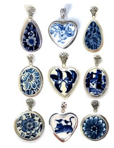 """""""Beautiful Blues"""" by vintage-belle on Polyvore"""
