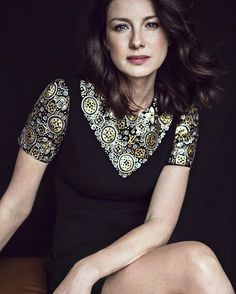 """""""My modeling career was trickling downI hit that point where I was like 'ok Im not happy this was never my passion.'"""" @CaitrionaBalfe went from runway modeling to walking the #Cannes red carpet alongside #GeorgeClooney and #JuliaRoberts for #MoneyMonster. Click the link in our bio to read more about her starry rise in an interview with @GillianSagansky on wmag.com. Photo by @VSteves. by wmag"""