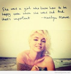 Marilyn Monroe Instagram Quote