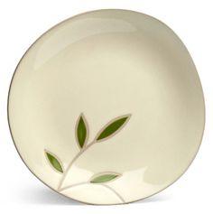 Elm Leaf Plate
