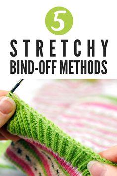 Casting Off Knitting, Bind Off Knitting, Knitting Basics, Knitting Help, Knitting Blogs, Knitting For Beginners, Loom Knitting, Knitting Stitches, Knitting Designs