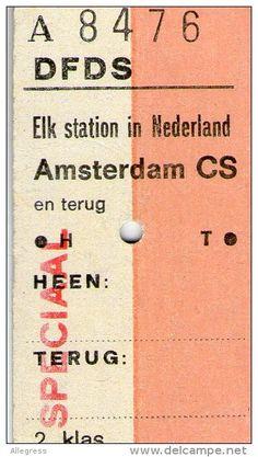 Enkele reis (kaartjes) Spoorwegen
