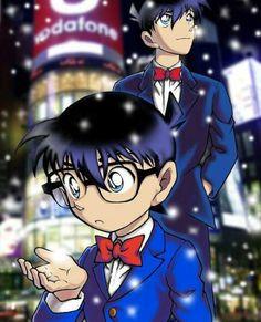 Detective Conan, Shinichi.