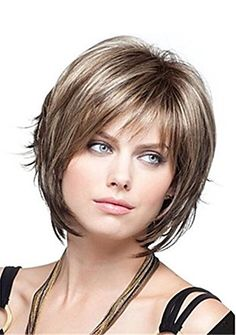 Diy-Wig Beautiful Brown Short Fluffy Full Hair Wigs for E... https://www.amazon.com/dp/B01BEX26G2/ref=cm_sw_r_pi_dp_x_CLrTxb393A24S