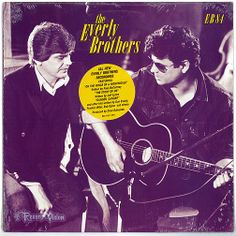 """EB 84"" by The Everly Brothers, was the group's first album after their 70s split and spawned the hit single ""On the Wings of a Nightingale."""
