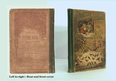 "Antique Children's Book from 1879. ""Pretty Pictures for Bright Eyes"", Illustrated with Wood Engravings, Chromo Cover, published by American News Company. Cedar Lake, NY connection. For sale by ProfessorBooknoodle. $25.00 USD SOLD"