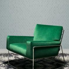 Fish Wallpaper, Wallpaper, Mural, Original Wallpaper, Furniture, Love Seat, Moooi, Wall Coverings, Home Decor