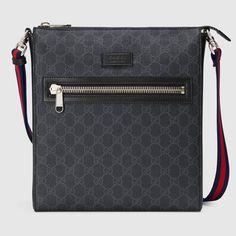 0590297d329b2 GG Supreme messenger. Gucci Messenger BagsSmall ...