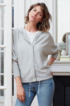 Monica Hoodie Sweater