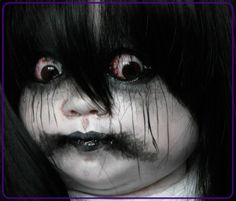 Kayako*The Grudge*Twilight*Horror*Gothic*Stella Bambini Reborn Fantasy | eBay