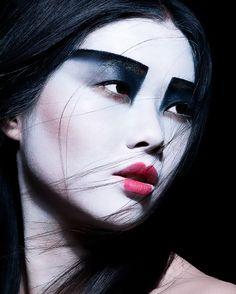 Secrets of the Orient by Steve Kraitt | Make Up Is An Art