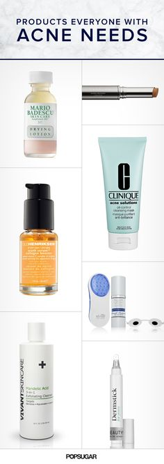 Struggling with acne? These are the skin care products you need to treat any kind of blemish — these beauty treatments actually work!