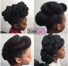 50 Best Of Professional Natural Hairstyles for Black Women