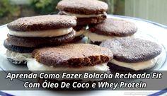 Aprenda Como Fazer Bolacha Recheada Fit Com Óleo De Coco e Whey Protein 👌  ➡ https://SegredoDefinicaoMuscular.com/aprenda-como-fazer-bolacha-recheada-fit-com-oleo-de-coco-e-whey-protein/  Gostou? Compartilhe com seus amigos...  #Receitasfit #EstiloDeVidaFitness #ComoDefinirCorpo #SegredoDefiniçãoMuscular