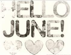 June...