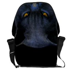 Cross Cat! Courier Bag  #cats #crosscat #funny #fashion #bags