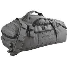Red Rock Gear Traveler Duffle Bag Tornado