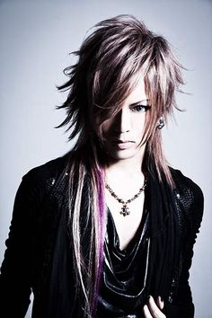 Nocturnal Bloodlust's bassist Masa, he's a cutie one would not think he woule be in such a hardcore band XD