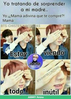 Read from the story Memes de BTS by LxVeTaenie (M E L) with reads. Namjin, Bts Bangtan Boy, Bts Jungkook, Taehyung, Kpop, Bts And Exo, Bts Chibi, Foto Bts, Jikook