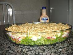 - Aprenda a preparar essa maravilhosa receita de Salada Chic