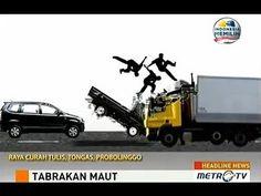 Detik Detik Kecelakaan Probolinggo 28 Desember 2013