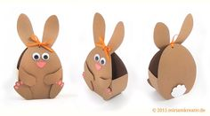 3d Easter rabbit Paashaas Hoppel