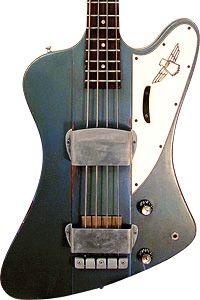 """1963-'65 Gibson Thunderbird II """"reverse body"""""""
