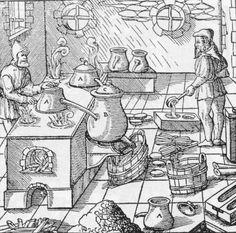 Resultado de imagen para horno alquimico