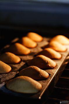 A Cozinha Coletiva: Madeleines de Cardamomo & Laranja