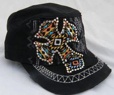Bohemian Cross Cap