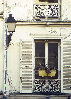 Sua casa mais charmosa!!  #inspiração #Paris