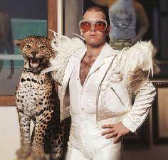 Elton John. Please like http://www.facebook.com/RagDollMagazine and follow @RagDollMagBlog @priscillacita