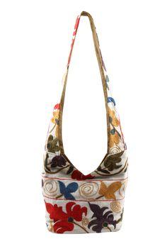 Small Embroidered Bag