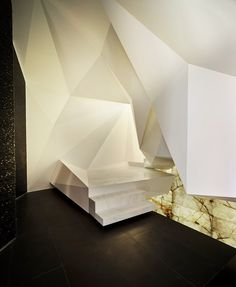 Faceted stairs - 02