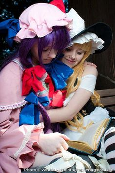 Marisa Kirisame Touhou Project Cosplay http://geekxgirls.com/article.php?ID=1875