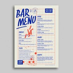 Menu Vectors, Photos and PSD files Menu Restaurant, Restaurant Design, Colorful Restaurant, Cafe Menu Design, Food Menu Design, Restaurant Menu Template, Restaurant Identity, Web Design, Book Design