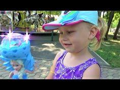 FUNNY Playground Family Fun Amusement Park  Johny Johny Yes Papa Nursery...