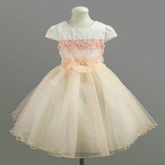 Pink Girls Fairy Dress