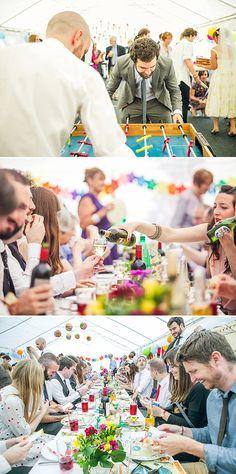 A Pretty Pub Wedding With A Picnic. | http://www.rockmywedding.co.uk/a-pretty-pub-wedding-with-a-picnic/