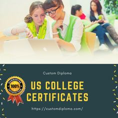 Place an order online to get Fake US college certificates in the desired stream at your doorsteps within a few days. For more info visit us: https://customdiploma.com/