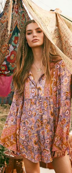 Gypsy Style Clothing and Apparel To Try Now