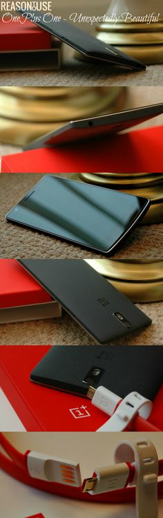 Excellent Design of #OnePlus One #Smartphone. Pictures to demonstrate the design, feel and look of this Android beauty. Full review at http://reasontouse.com/phone/oneplus-one-design-review/ / TechNews24h.com