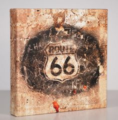Tribute to Route 66 Gallery Wrap | Flickr - Photo Sharing!