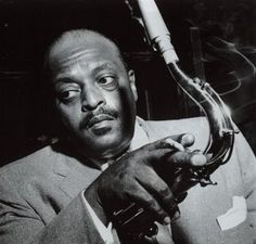 """Ben Webster; considered one of the three most important """"swing tenors"""" along with Coleman Hawkins and Lester Young."""