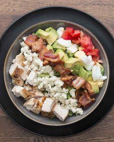 Zesty Chicken Cobb Salad