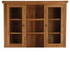 Bringy Furniture - Orkney Oak Large Dresser Top, £439.00 (http://www.bringyfurniture.co.uk/orkney-oak-large-dresser-top/)