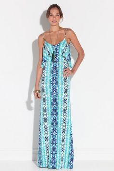 Perfect Summer Maxi! Genie Maxi by Tart Collections