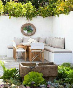 Simple outdoor comfort